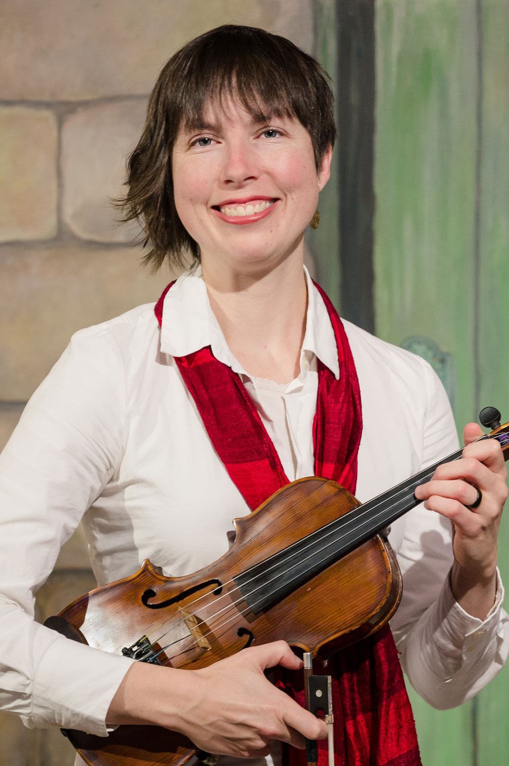 Annie Brown fiddle violin teacher
