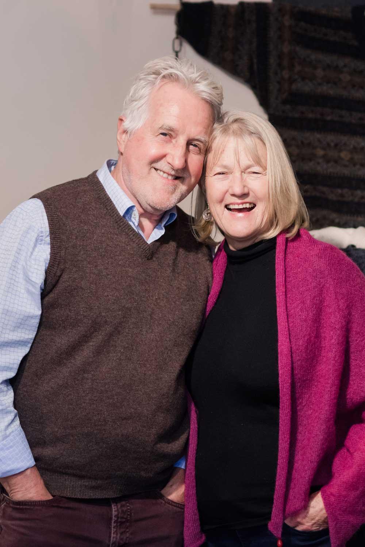 Lynn McGown and Michael Pratt